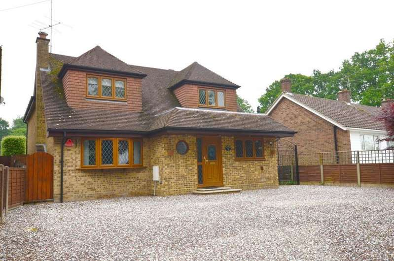 4 Bedrooms Detached House for sale in Prospect Road, Ash Vale GU12