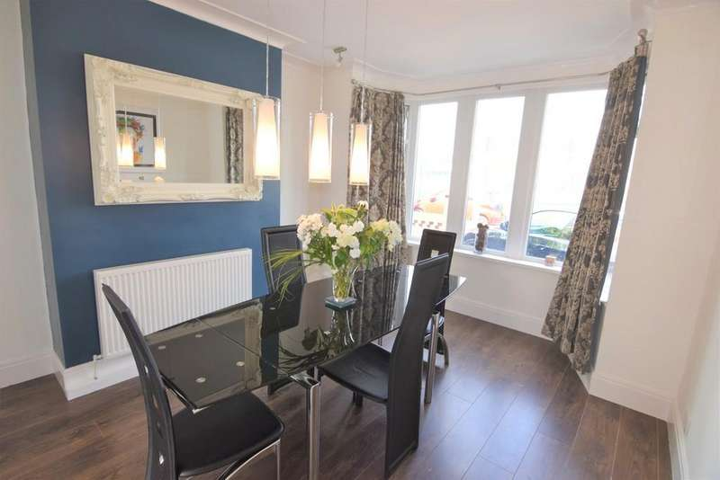 3 Bedrooms Terraced House for sale in Mansfield Road, Blackpool