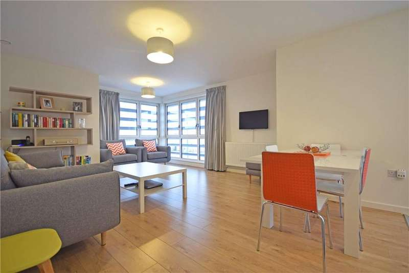 2 Bedrooms Apartment Flat for sale in Hackett House, Glebe Farm Drive, Cambridge, CB2
