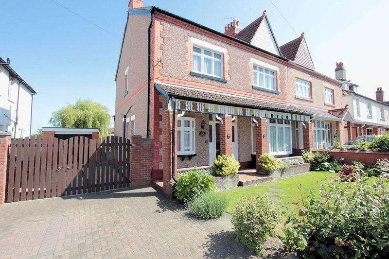 5 Bedrooms Semi Detached House for sale in Highfield Park, Rhyl