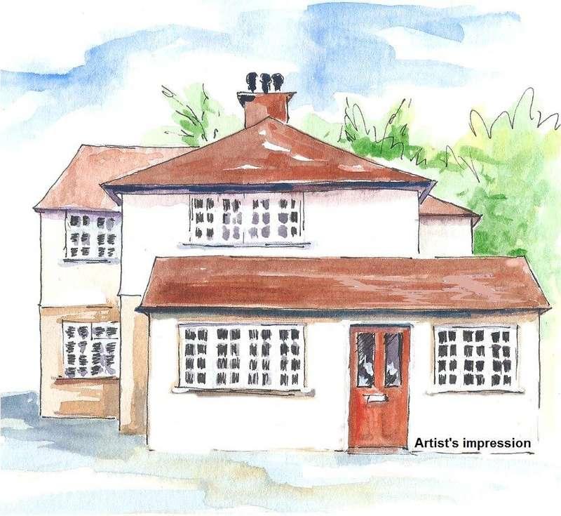 3 Bedrooms Unique Property for sale in St. Johns Avenue, Penn, Buckinghamshire, HP10