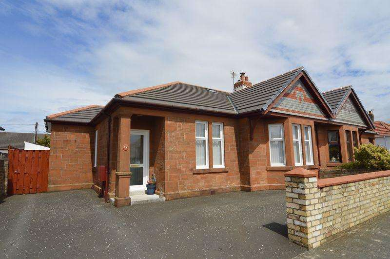 4 Bedrooms Bungalow for sale in Meiklewood Avenue, Prestwick