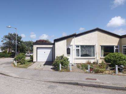 3 Bedrooms Bungalow for sale in Mount Hawke, Truro, Cornwall