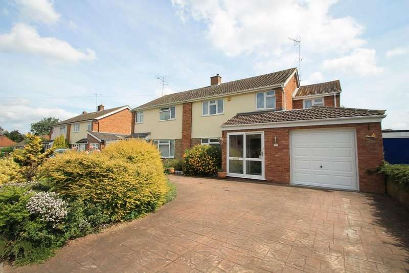 4 Bedrooms Semi Detached House for sale in Ingram Avenue, Bedgrove