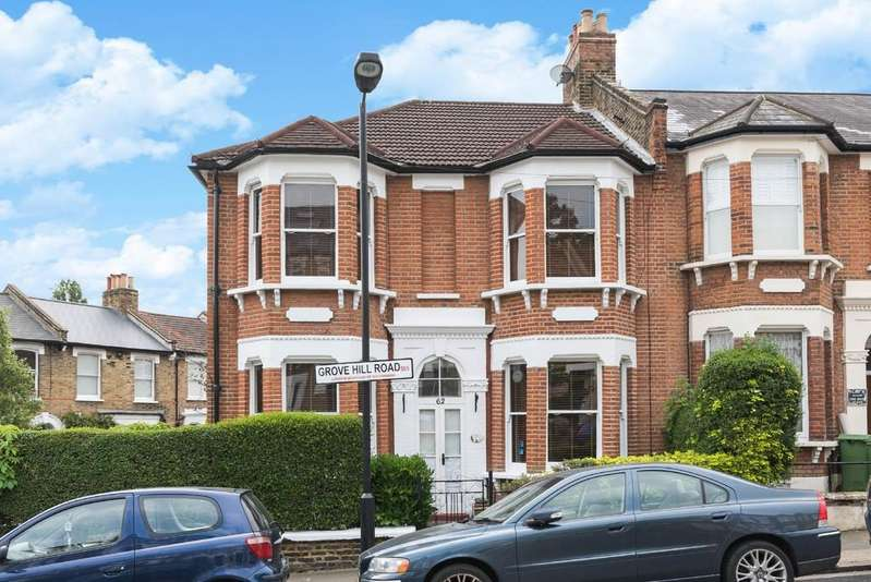 4 Bedrooms End Of Terrace House for sale in Grove Hill Road, Camberwell