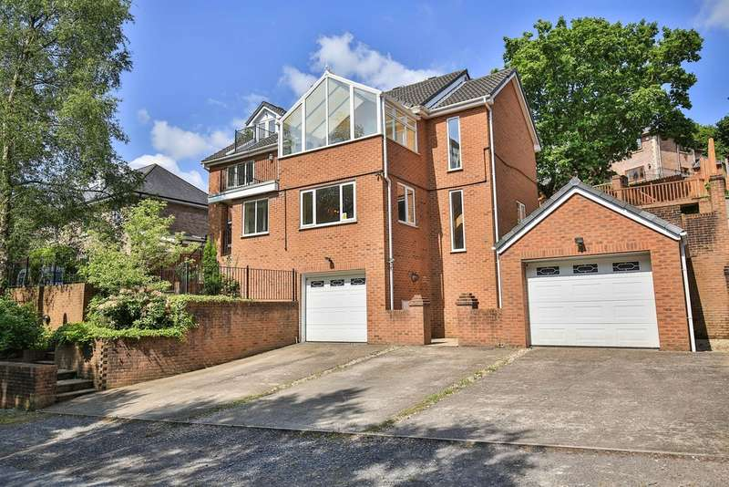 6 Bedrooms Detached House for sale in Woodlands Avenue, Clydach, SWANSEA