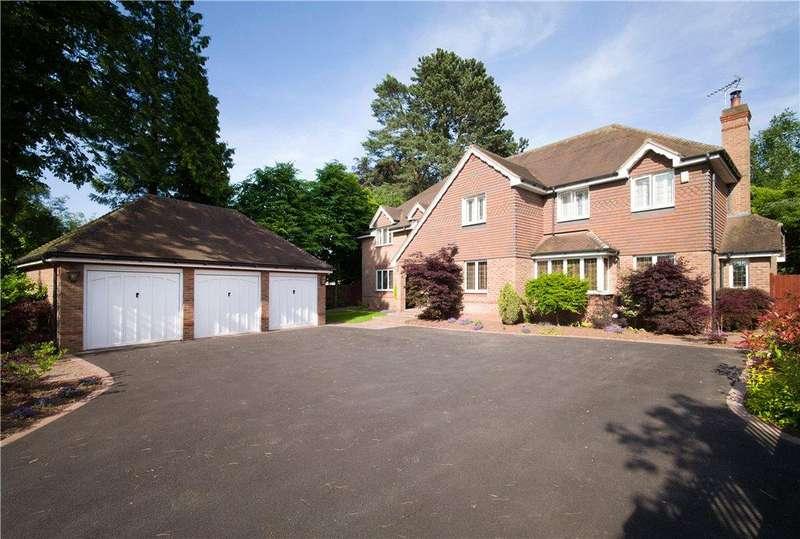 6 Bedrooms Detached House for sale in Ounty John Lane, Pedmore, Stourbridge, West Midlands, DY8