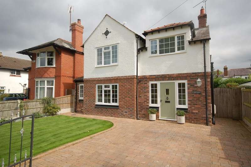 4 Bedrooms Detached House for sale in Northway, Curzon Park