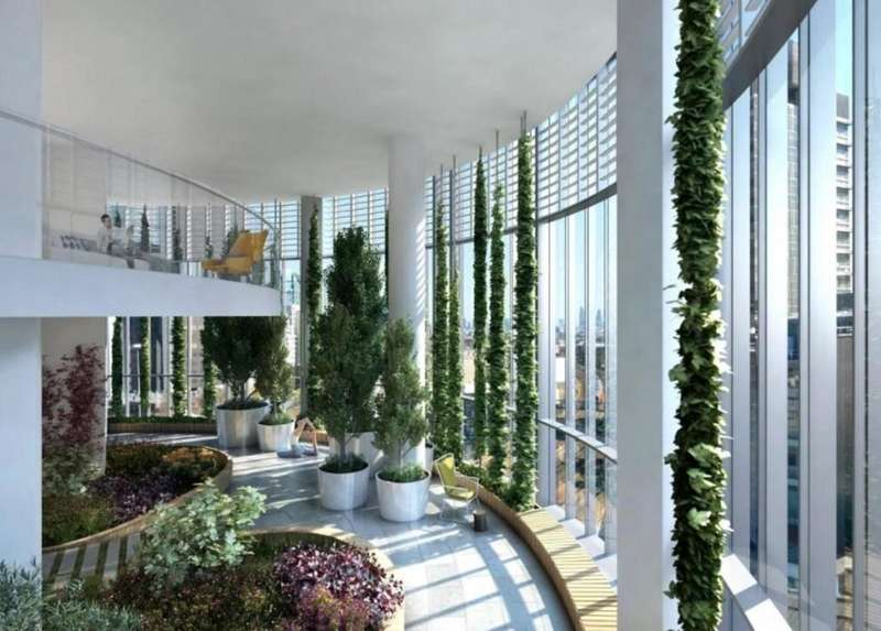 2 Bedrooms Apartment Flat for sale in Sky Gardens, 141-161 Wandsworth Road