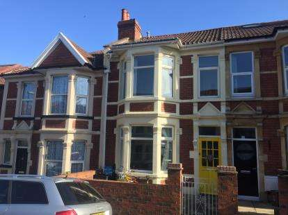 4 Bedrooms Terraced House for sale in Grove Park Avenue, Brislington, Bristol