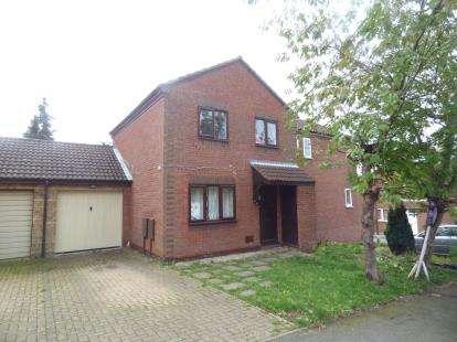 3 Bedrooms Link Detached House for sale in Goodwood, Great Holm, Milton Keynes, Buckinghamshire