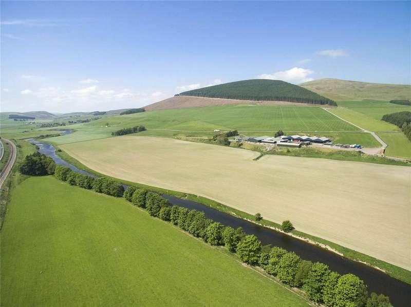 4 Bedrooms Farm Commercial for sale in Whole - Clydeside Farm, Lamington, Biggar, Lanarkshire, ML12