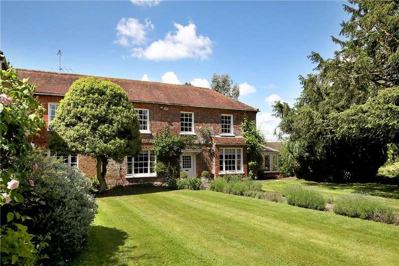 4 Bedrooms Semi Detached House for sale in Hannington, Tadley, Hampshire, RG26