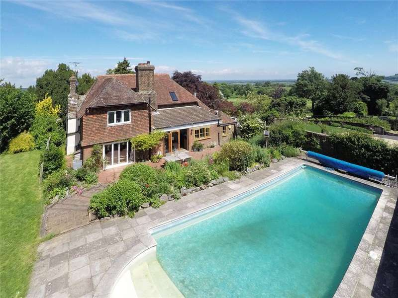 4 Bedrooms Detached House for sale in The Street, Offham, East Sussex