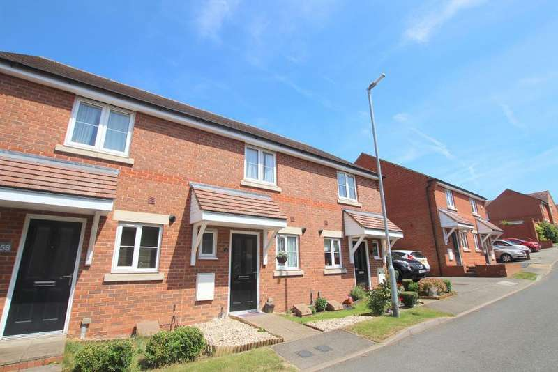 2 Bedrooms Terraced House for sale in Maple Close, Pulloxhill, Bedfordshire, MK45 5EF