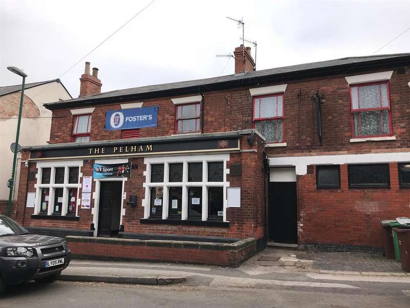Property for sale in Gawthorne Street, Nottingham