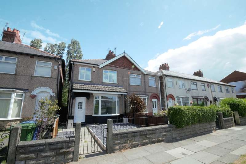 3 Bedrooms Semi Detached House for sale in Lower House Lane, Norris Green, Liverpool L11