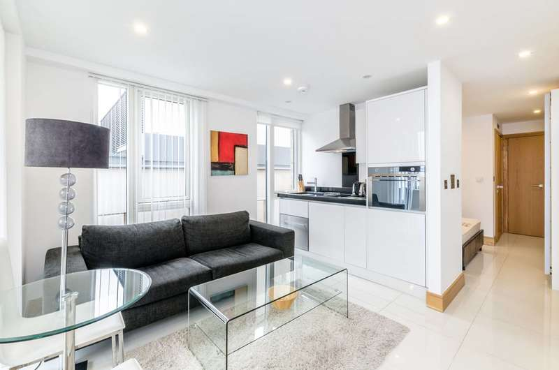Studio Flat for sale in Churchway, Euston, NW1