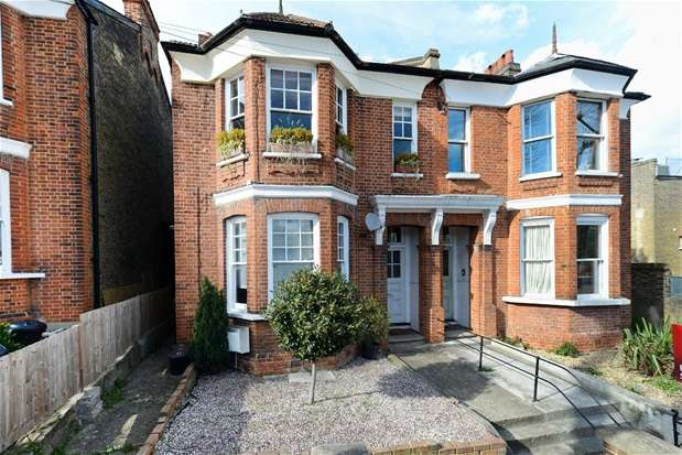 4 Bedrooms Flat for sale in Thornlaw Road, West Norwood