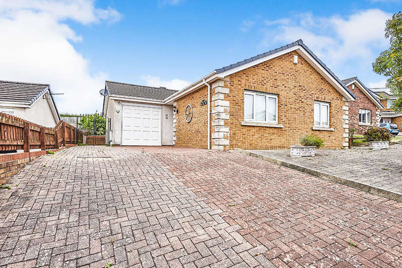 2 Bedrooms Detached Bungalow for sale in Yearl Rise, Seaton, Workington, CA14