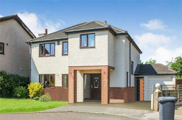 4 Bedrooms Detached House for sale in Church Park, Overton, Morecambe, Lancashire