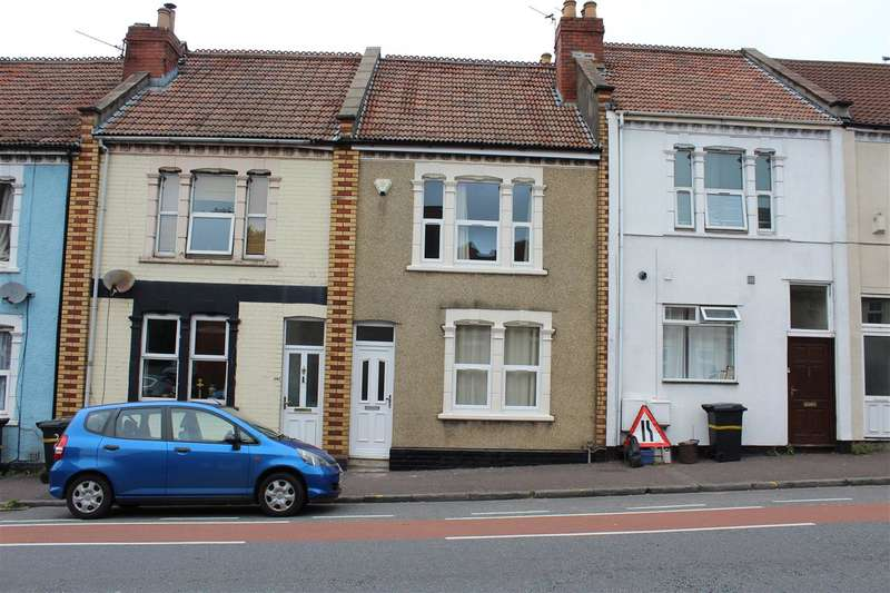 3 Bedrooms Terraced House for sale in Whitehall Road, Whitehall, Bristol