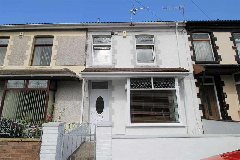 4 Bedrooms Terraced House for sale in Blanch Street, Tonypandy