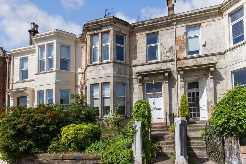 2 Bedrooms Flat for sale in Onslow Drive, Dennistoun, Glasgow, G31 2LY