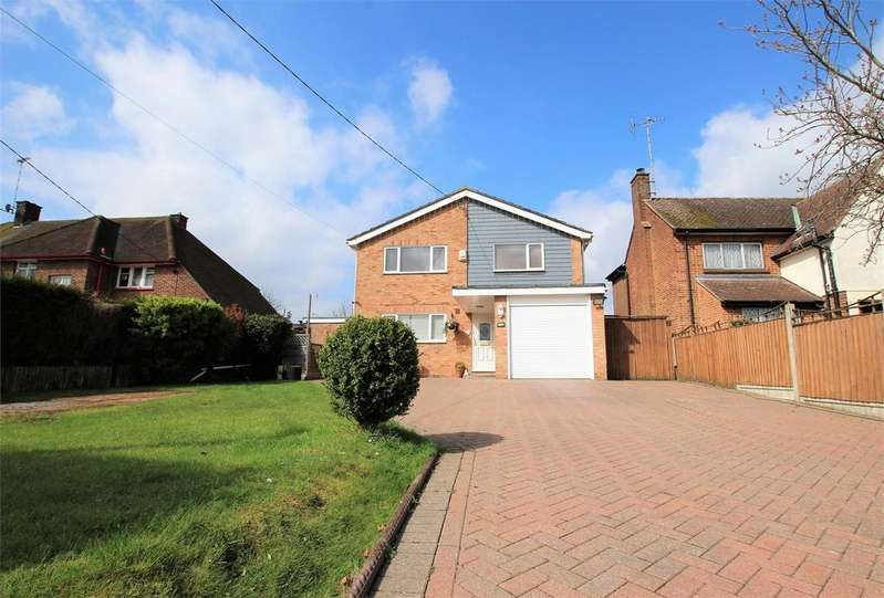 4 Bedrooms Detached House for sale in Highfields Road, Witham, Essex