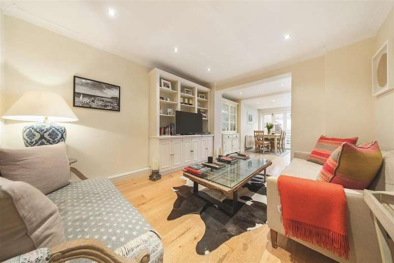 3 Bedrooms Flat for sale in Louvaine Road, SW11