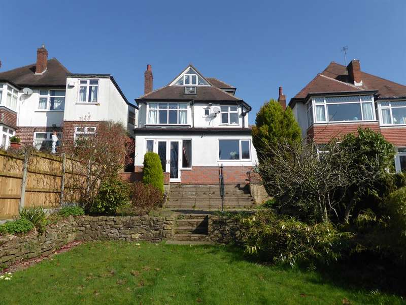 4 Bedrooms Detached House for sale in Knightlow Road, Harborne, Birmingham, B17 8PX