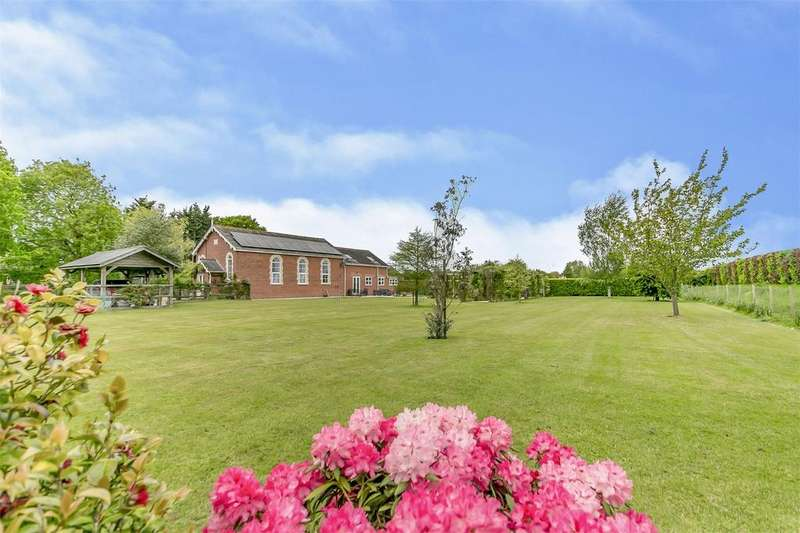 4 Bedrooms Detached House for sale in Chapel Lane, Great Bromley, Colchester, Essex