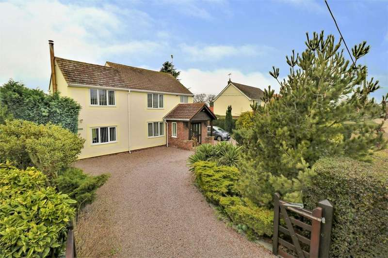 5 Bedrooms Detached House for sale in Haggars Lane, Frating, Colchester, Essex