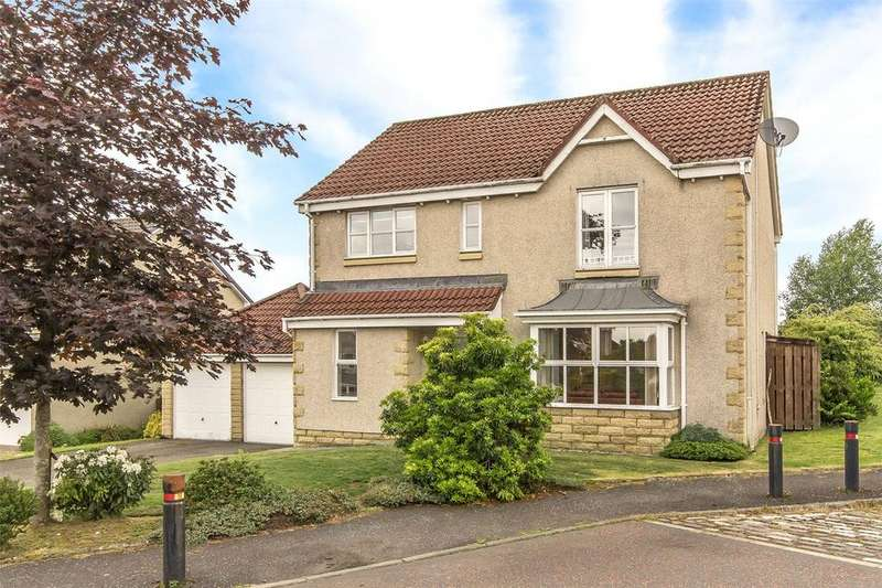 3 Bedrooms Detached House for sale in 77 Montgomery Crescent, Dunblane, FK15