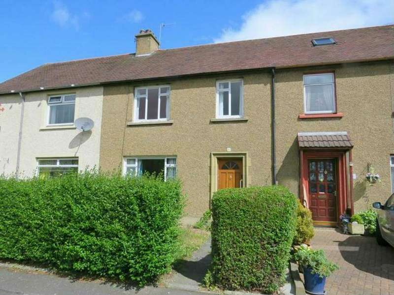 3 Bedrooms Terraced House for sale in Fraser Place, Grangemouth FK3