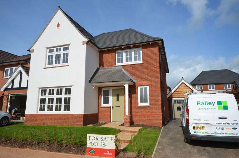 4 Bedrooms House for sale in The Copse at Warren Grove, Dawlish, EX7