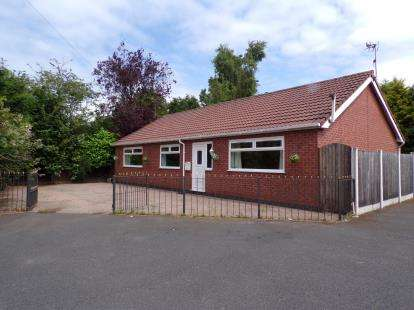 3 Bedrooms Bungalow for sale in Ditchfield Road, Widnes, Cheshire, WA8