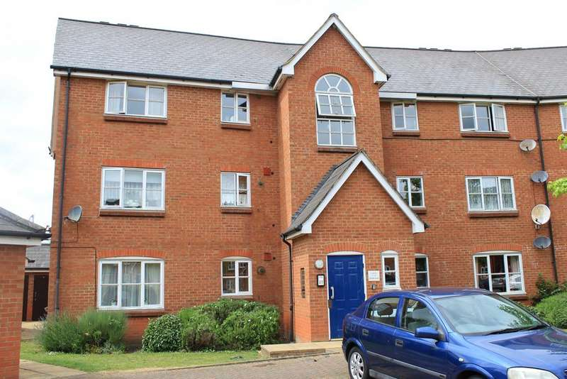 2 Bedrooms Flat for sale in Crown Quay, Bedford MK40