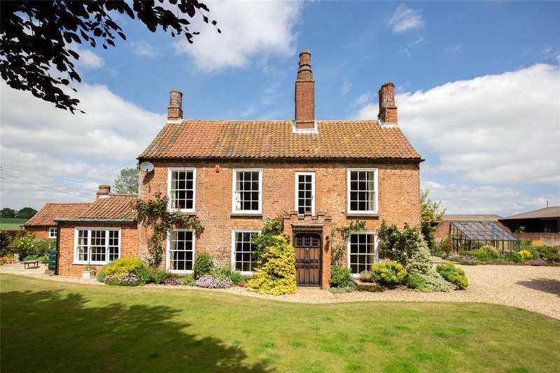 4 Bedrooms Detached House for sale in Heath Farm Lane, Tuttington, Norfolk, NR11