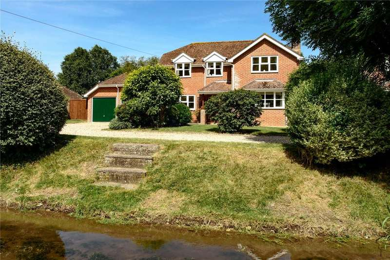 4 Bedrooms Detached House for sale in West Street, Winterborne Stickland, Blandford Forum, DT11