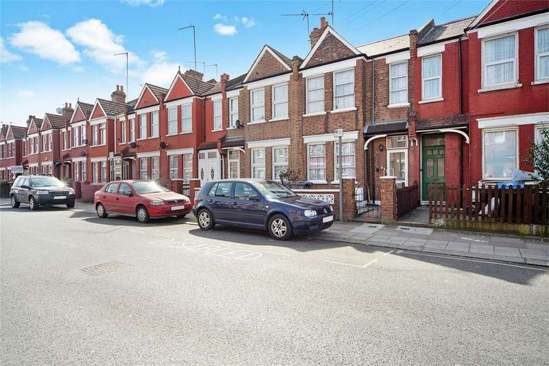 3 Bedrooms Terraced House for sale in Brenthurst Road, Willesden, London