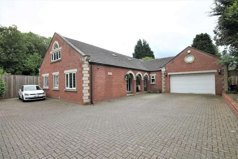 5 Bedrooms Detached House for sale in The Grove, Marton-In-Cleveland, Middlesbrough