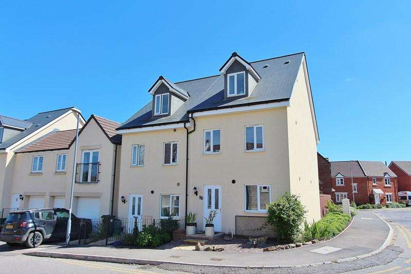 3 Bedrooms End Of Terrace House for sale in The Mead, Keynsham, Bristol