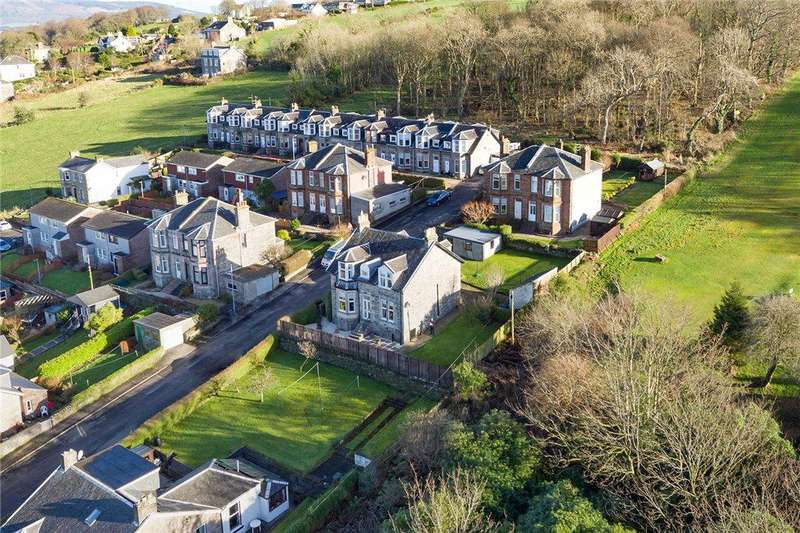 4 Bedrooms Detached House for sale in Glebelands Road, Isle of Bute, Argyll and Bute