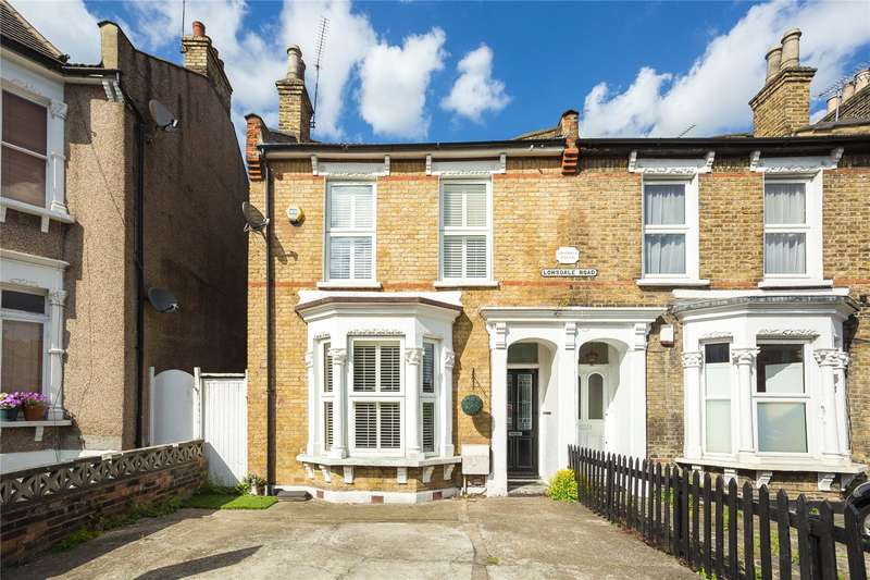 5 Bedrooms Semi Detached House for sale in Lonsdale Road, Leyton, London