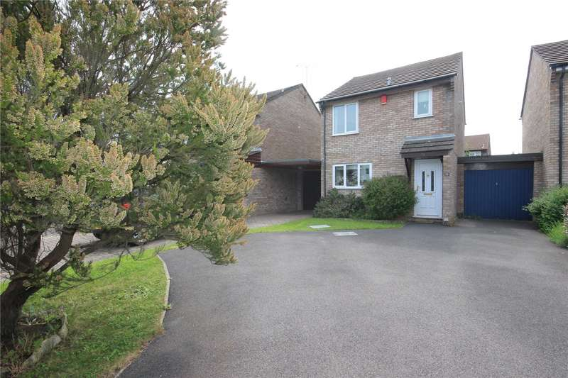 3 Bedrooms Detached House for sale in Ratcliffe Drive Stoke Gifford Bristol BS34