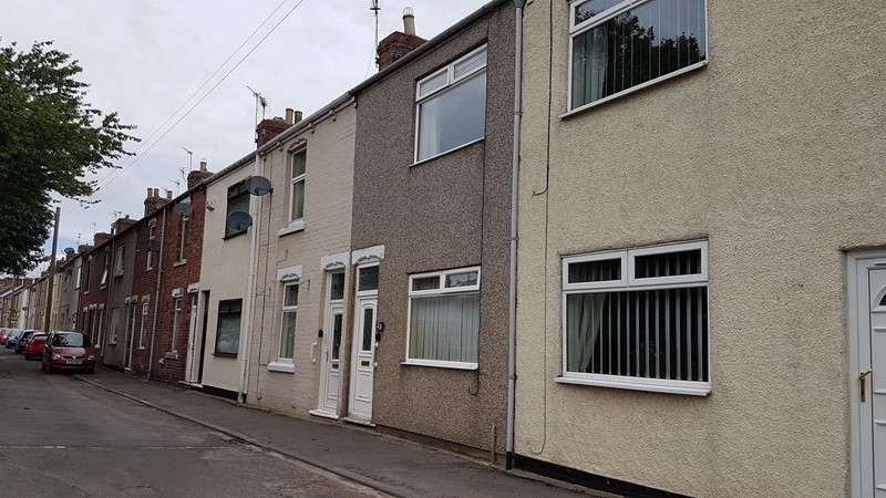 2 Bedrooms Property for sale in Magdalene Place, Ferryhill, Durham, DL17 8BA