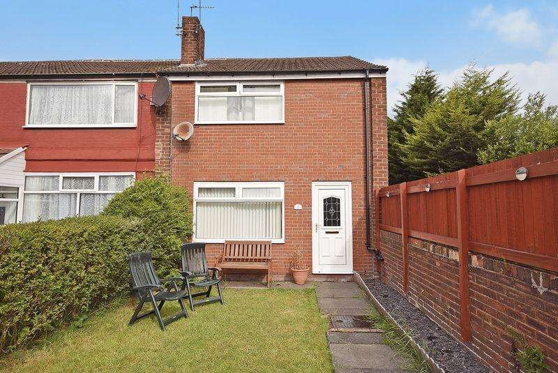 3 Bedrooms Town House for sale in Melville Close, Widnes