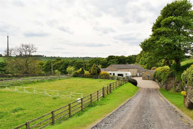 4 Bedrooms Farm Commercial for sale in Barnsley Road, Flockton, Wakefield