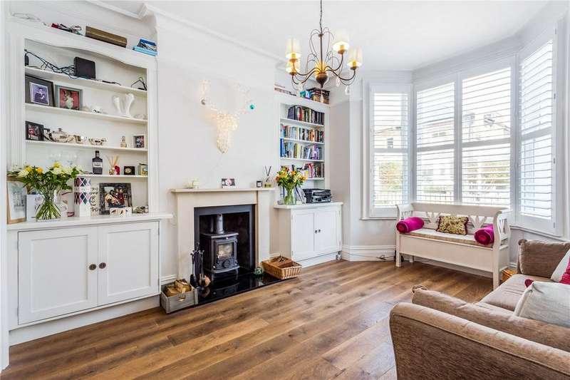 5 Bedrooms Semi Detached House for sale in Fernlea Road, London, SW12